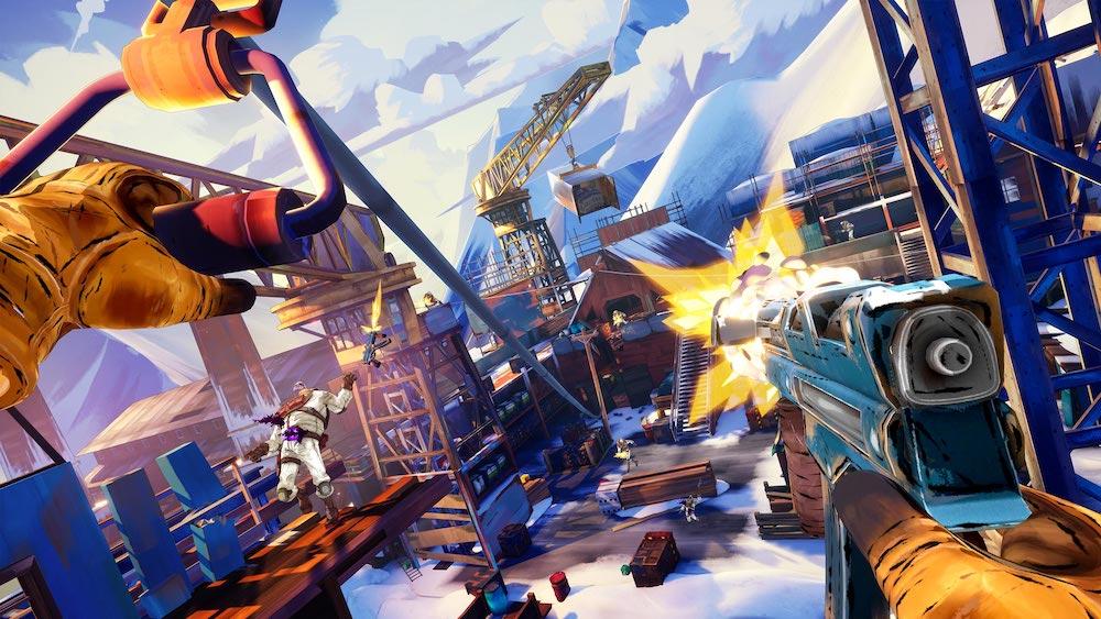 E3 2021 und VR: Alle neuen Spiele, Trailer, Release-Daten
