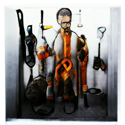 | Gordon Freeman