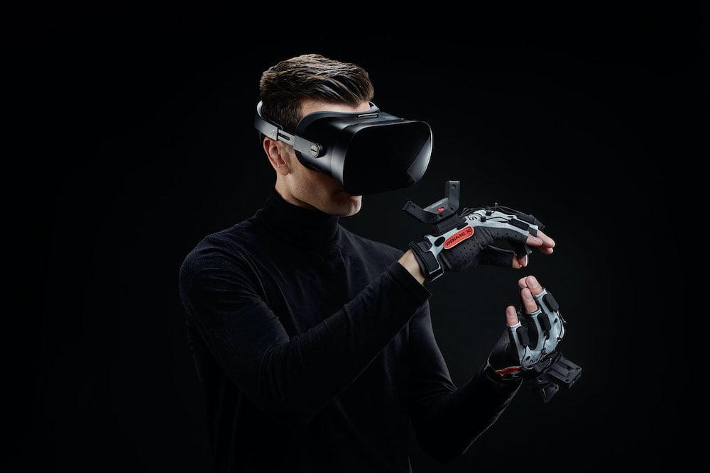 Manus Prime X: Neue Datenhandschuhe gehen in den Verkauf