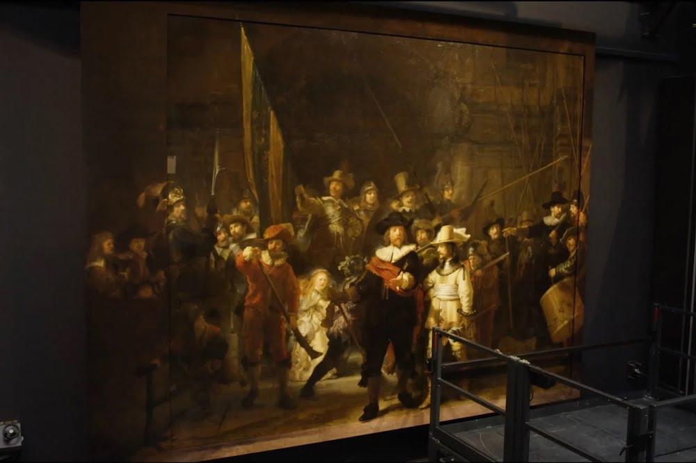 Rembrandt_Nachtwache_KI_Rekonstruktion