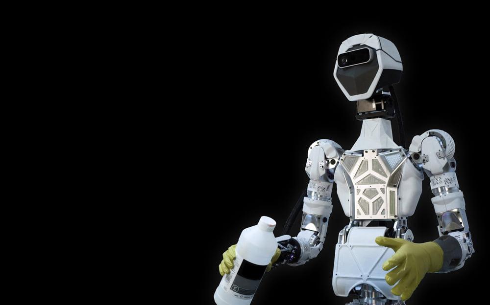 Roboter Start-up will synthetische Menschen bauen