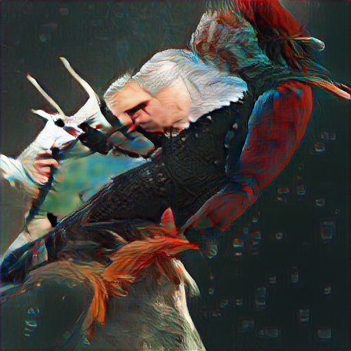 | The Witcher 3