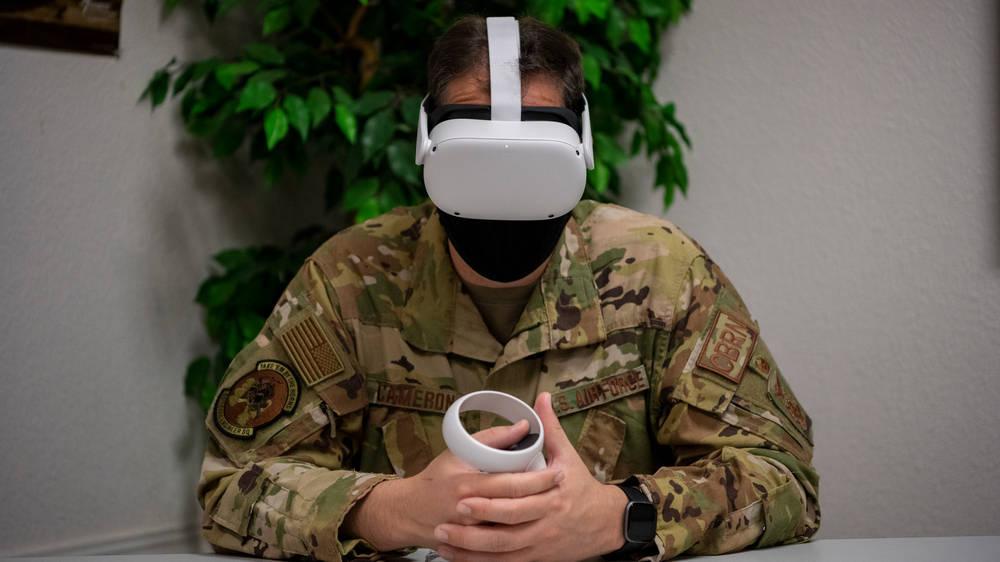 US-Militär: Mit VR gegen Selbstmord und sexuelle Übergriffe