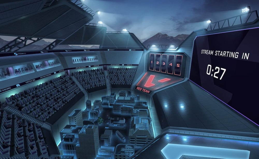 Virtex Stadium: Virtuelles E-Sport-Stadion startet 2021