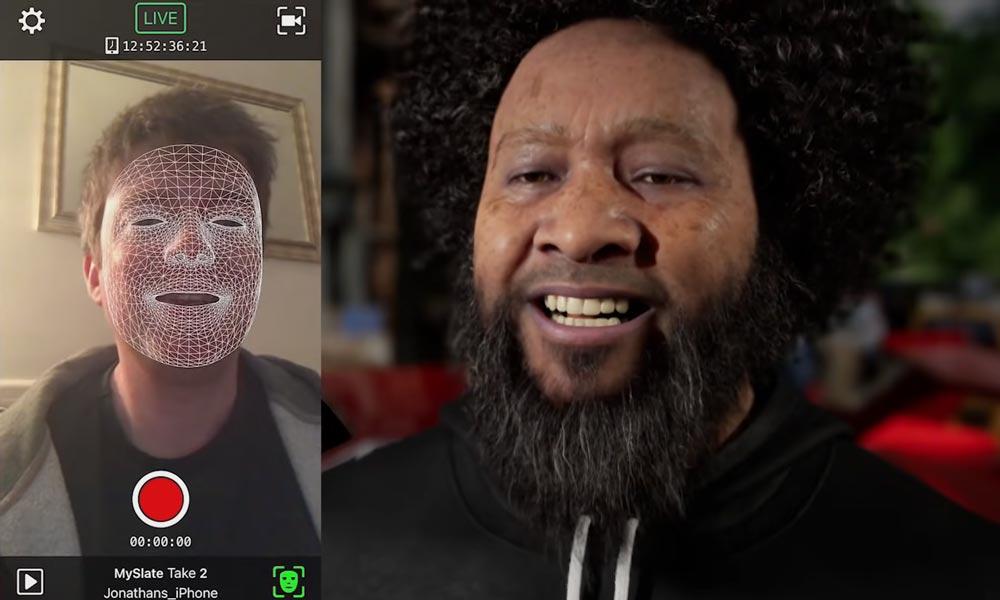 Metahuman: Entwickler zeigt realistisches Face-Tracking – nur mit dem iPhone