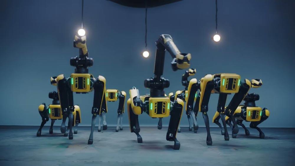 Boston Dynamics: Spot & Co. – alle 3 bis 5 Jahre ein neuer Roboter