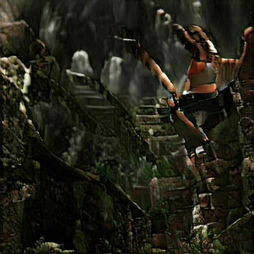 | tomb raider