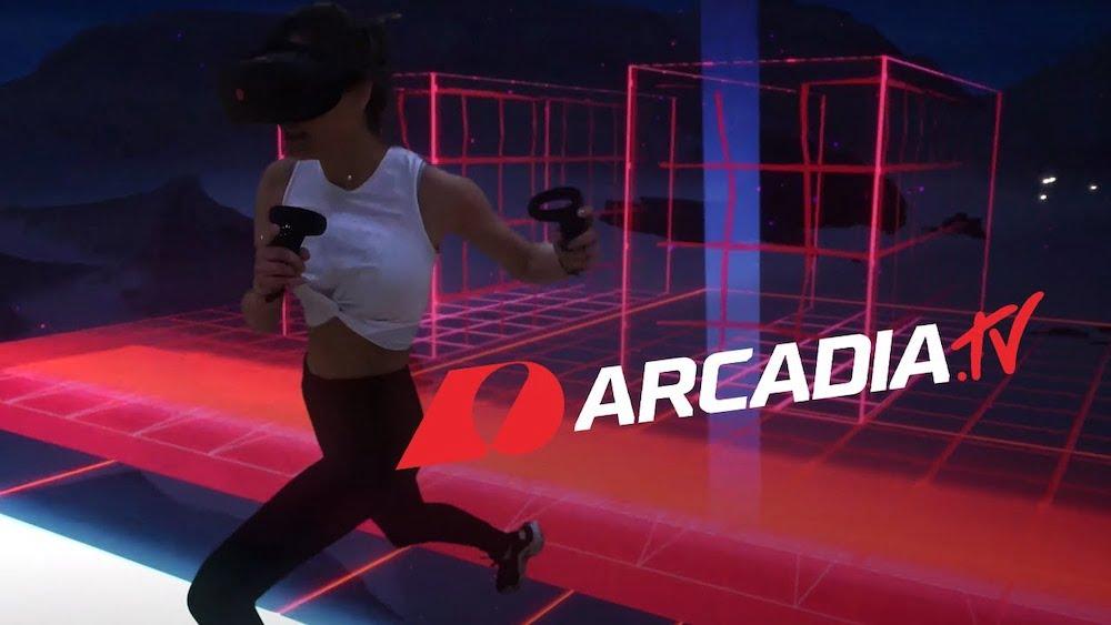 Tron in echt: Arcadia veranstaltet Mixed-Reality-Turniere