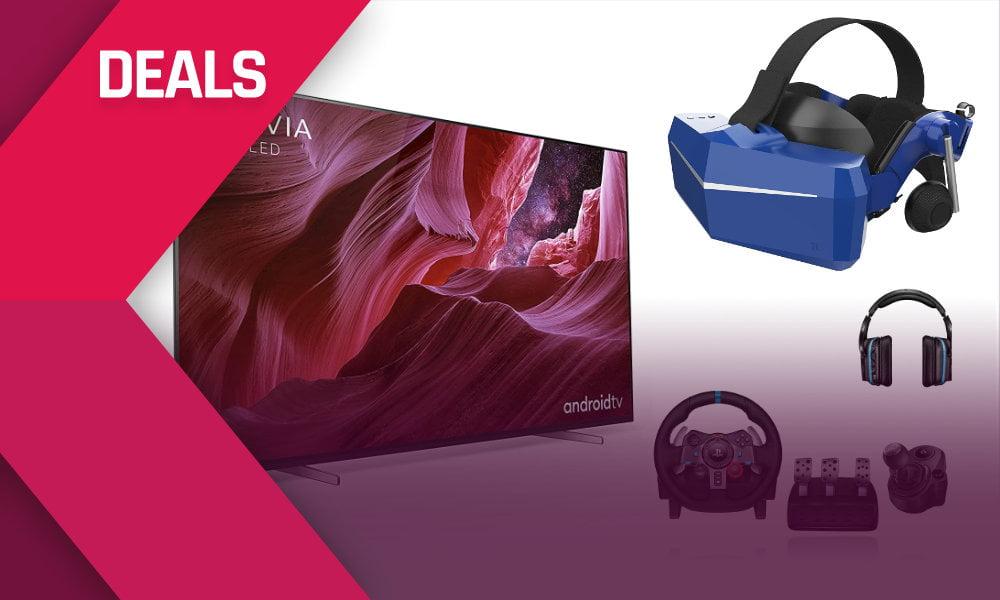 Deals: Sony Smart TV 700 Euro günstiger, Vive Pro, Pimax