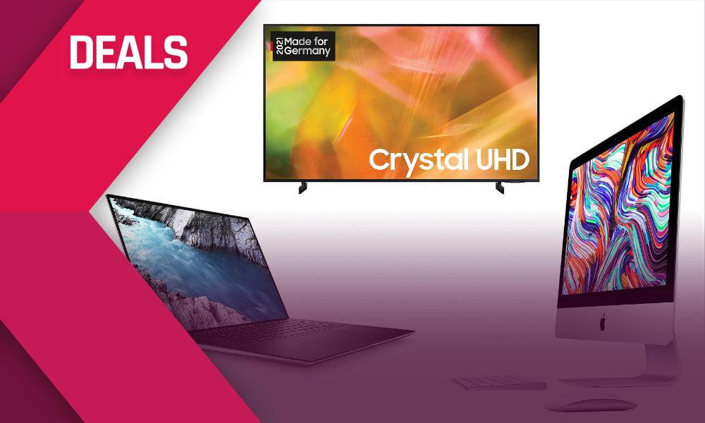 Samsung Smart-TVs, Apple iMac Pro – bis zu 500 Euro sparen