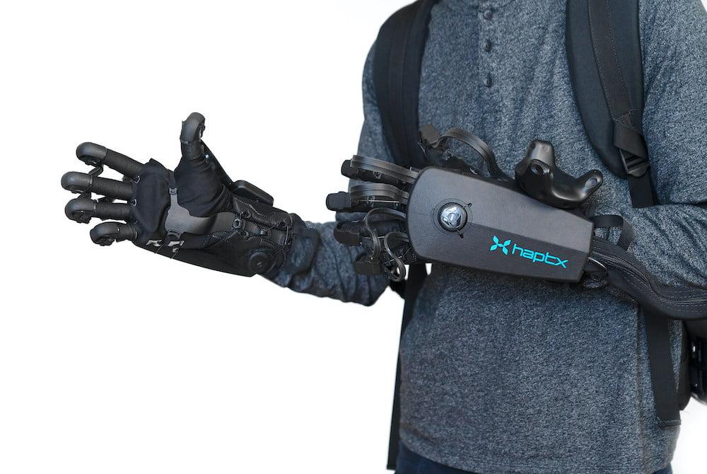 """HaptX: Millionenförderung für Haptik-Handschuhe nach """"starker Nachfrage"""""""