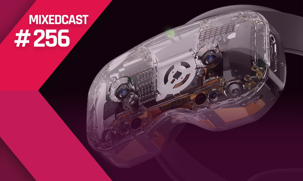 MIXEDCAST #256: XR für alle, Niantics KI-3D-Scanning & KI vs. Kinder-Gaming