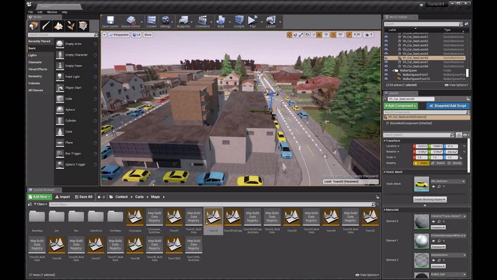 Nvidia forscht weiter an KI-generierten Videospielen. Eine neue KI kann Videos und 3D-Welten texturieren – und sich danach auch noch daran erinnern. | Bild: Nvidia.