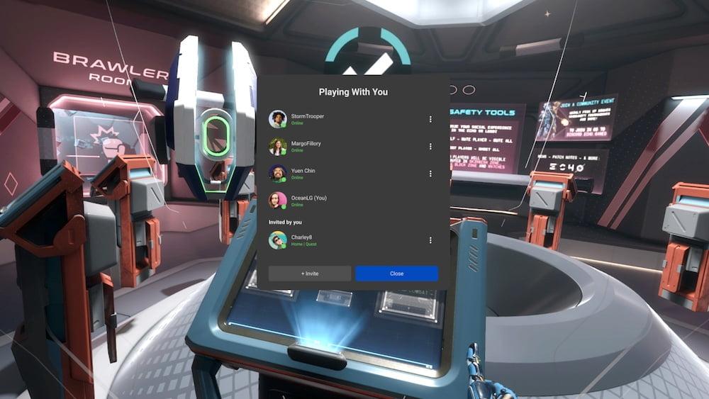 Oculus Quest 2: Update bringt AR-Unterstützung, verbessert Air Link