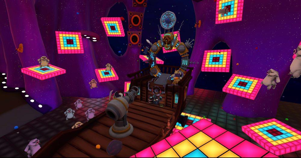 Ein Minispiel in Sam & Max: This Time It's Virtual.