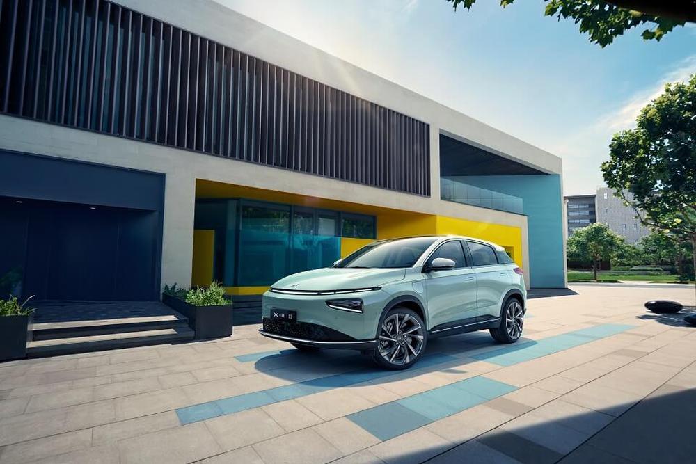 Tesla-Konkurrent XPeng verbessert autonom fahrenden Smart SUV
