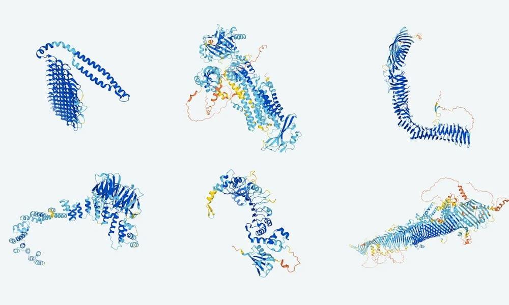 Deepminds Protein-Datenbank: Die Bibliothek des Lebens