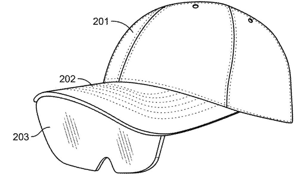 Facebook patentiert ausgefallene AR-Displayhüte