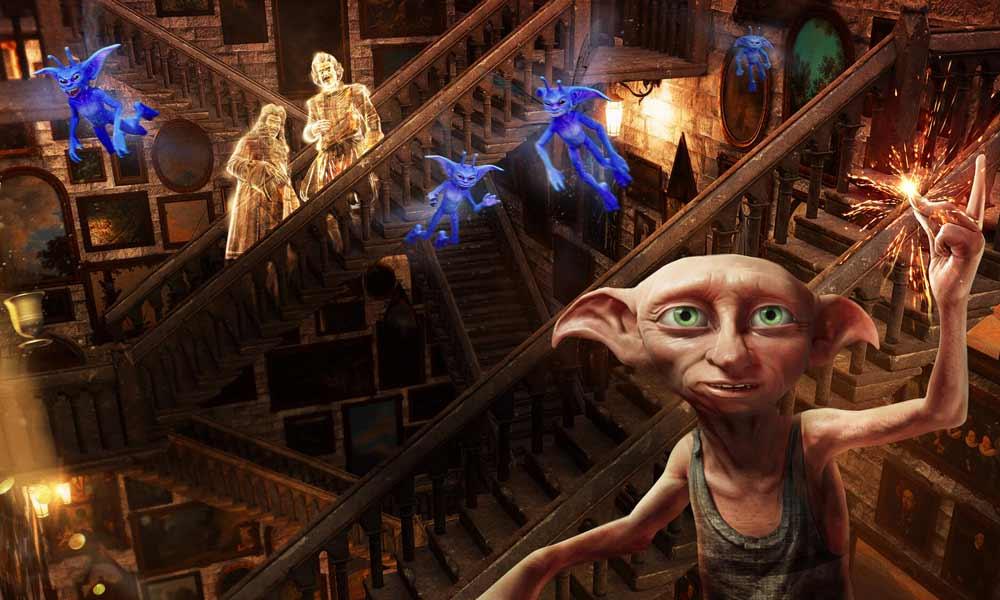 Harry Potter: Warner startet zwei neue VR-Erfahrungen