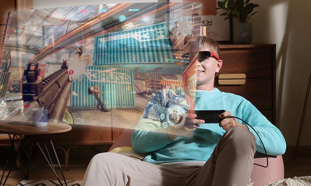 Rokid Air: Neue Display-Brille bei Kickstarter