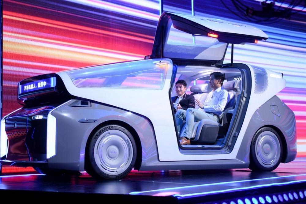 Autonomes Fahren: Baidus Zukunftspläne für die Mobilität