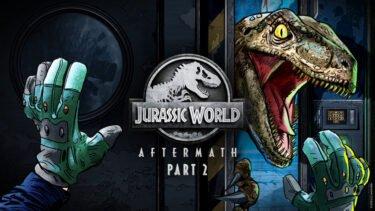 Jurassic World VR: Teil 2 kommt bald für Quest, erster Trailer