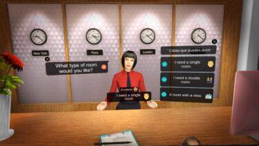Mondly für Oculus Quest: Sprache lernen mit VR?