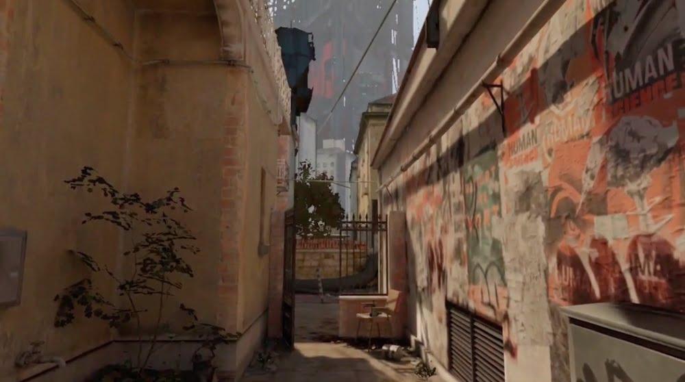 """Oculus Quest 2: City 17 aus """"Half-Life: Alyx"""" als Startumgebung"""