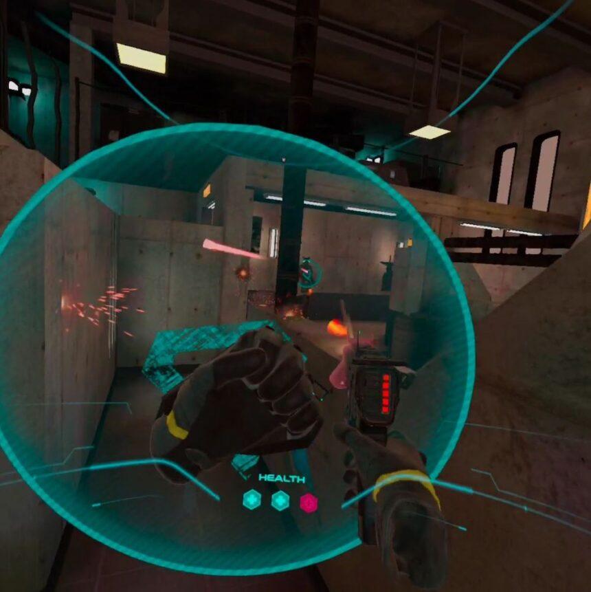 Das neue Tracking könnte VR-Gaming nachhaltig prägen und VR-Arcades einen neuen Schub verleihen.   Bild: i-Illusions