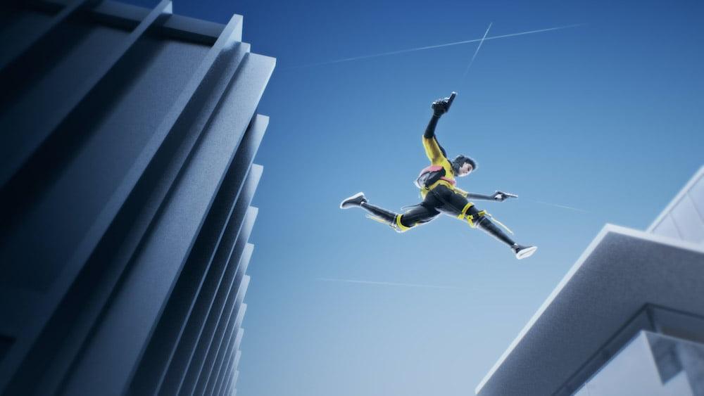"""Oculus Quest (2): """"Stride"""" ist Mirror's Edge für Virtual Reality – und richtig gut"""