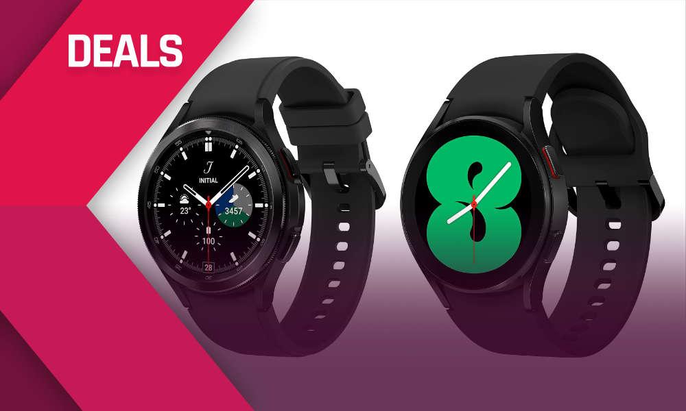 Samsung Galaxy Watch 4: 150 Euro Prämie für Vorbesteller