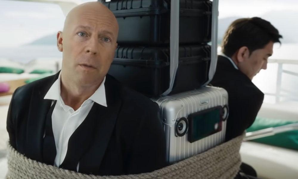 Bruce Willis: Deepfake schauspielert in russischem Werbespot