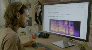Nvidia: Neue KI-Stimme klingt fast echt