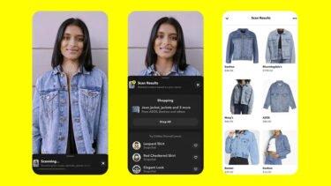 Snap Scan macht Google Lens Konkurrenz