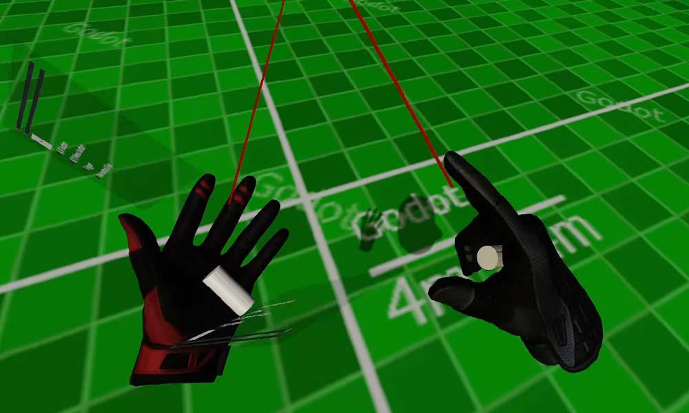 OpenXR: Valve veröffentlicht Hand-Modelle