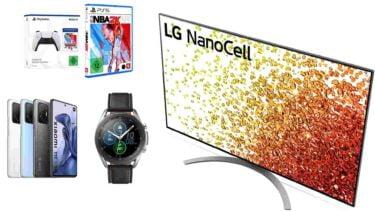 Deals: 1.500 Euro sparen bei LG NanoCell Smart-TV