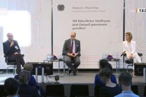 Vortrag der KI-Kommission