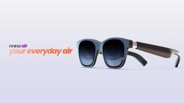 Nreal Air: Neue Techbrille ist kompakter & günstiger – mit einem Haken