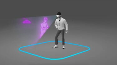 Oculus Quest (2): Neues Guardian-System erkennt Menschen