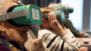 Mit VR fit bleiben: Neue Fitnessplattform für Senioren vorgestellt