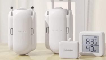 """SwitchBot Curtain & Bot im Test: """"Dumme"""" Geräte werden smart"""