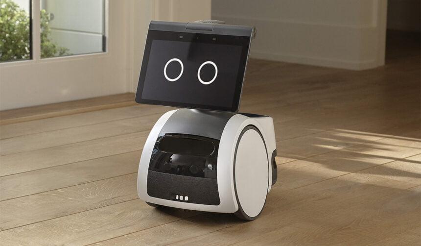 Amazon präsentiert den neuen Echo Show 15 und einen Alexa-Roboter mit Display, ausfahrbarer Kamera, Augen und Persönlichkeit.