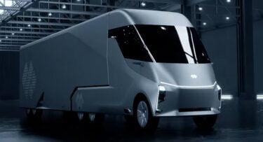 "Autonomer Sci-Fi-Truck: Baidu sucht den ""Weg zum Ruhm"""