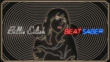 Beat Saber: Billie Eilish Music Pack bringt ihre größten Hits