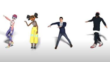 Künstliche Intelligenz tanzt: Google FACT automatisiert Choreographien