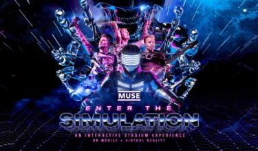 """Muse: """"Simulation Theory"""" Live-Show in Virtual Reality erleben"""