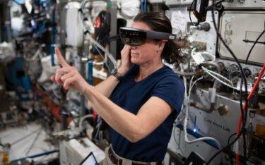NASA Mondmission: Mit Hololens am Weltall-Laufband