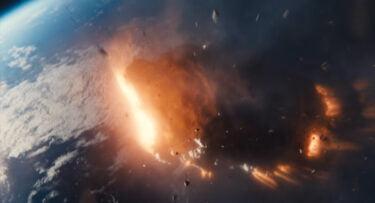 """Netflix: In """"Don't Look Up"""" rast ein Komet auf die Erde zu – und niemand glaubt es"""