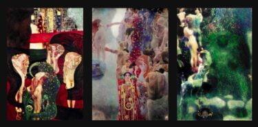 Gustav Klimt: Google-KI schenkt verlorenen Gemälden neues Leben