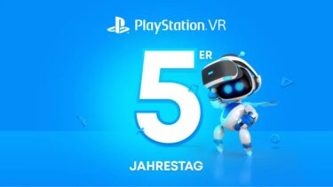 Playstation VR wird 5: Sony verschenkt VR-Spiele